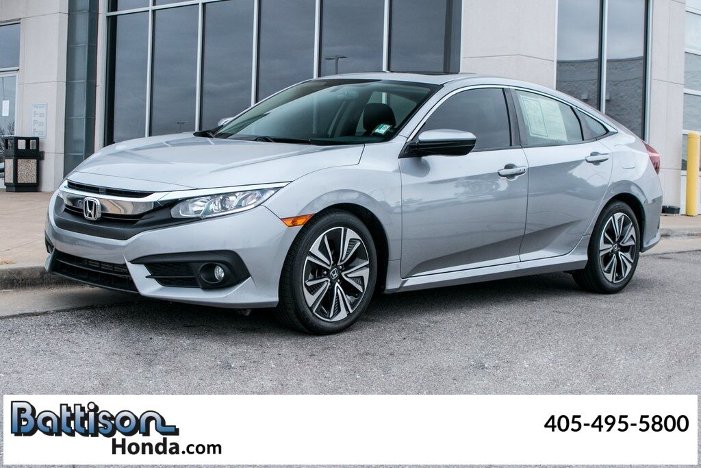 2018_Honda_Civic_EX-T_ Oklahoma City OK