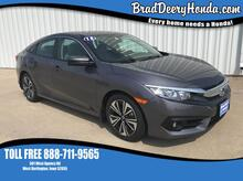 2018_Honda_Civic_EX-T_ West Burlington IA