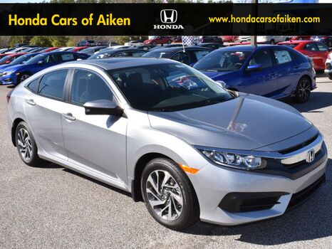 2018_Honda_Civic_EX_ Aiken SC