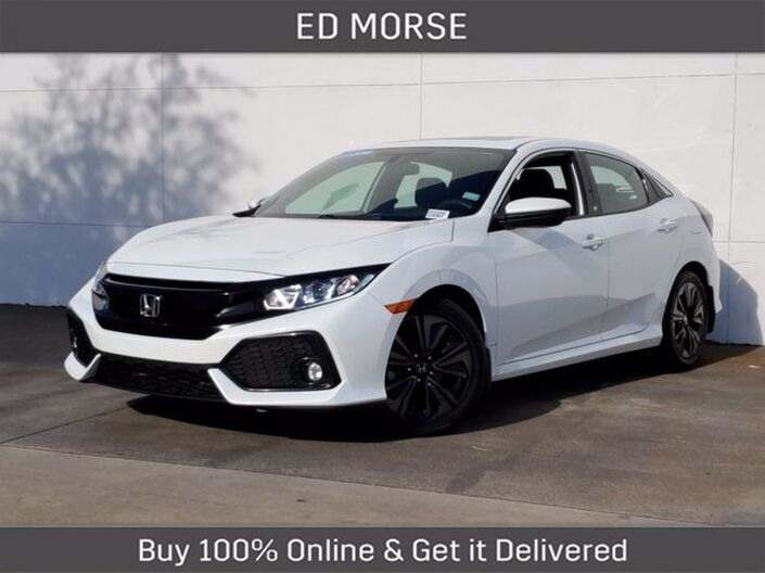 2018 Honda Civic Hatchback EX CVT Riviera Beach FL