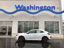 2018_Honda_Civic Hatchback_EX CVT_ Washington PA