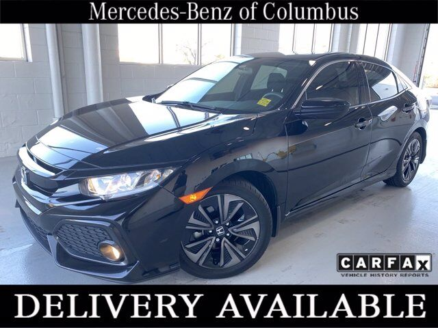 2018 Honda Civic Hatchback EX Columbus GA