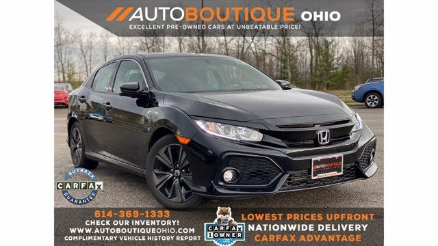 2018 Honda Civic Hatchback EX Columbus OH