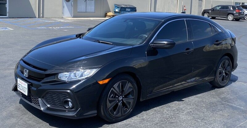 2018_Honda_Civic Hatchback_EX_ Costa Mesa CA