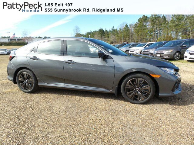 2018 Honda Civic Hatchback EX FWD Jackson MS