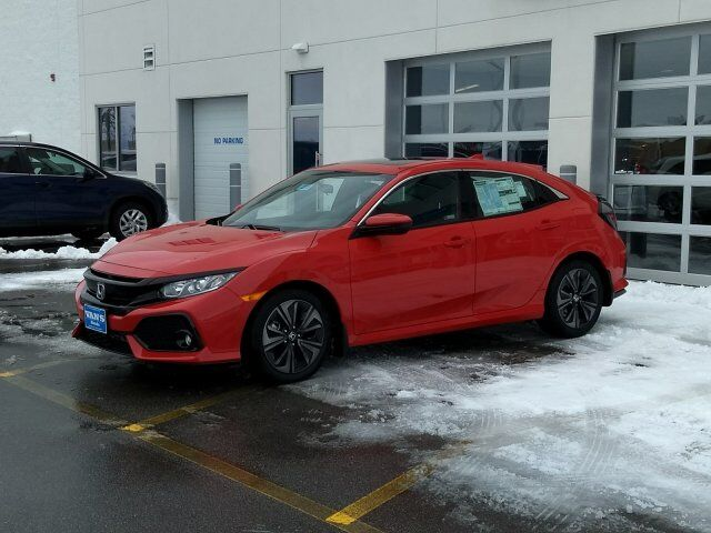 2018 Honda Civic Hatchback EX Green Bay WI