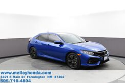 2018_Honda_Civic Hatchback_EX-L Navi_ Farmington NM