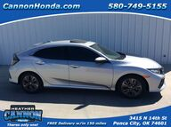 2018 Honda Civic Hatchback EX-L Navi Ponca City OK