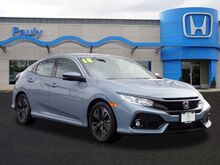 2018_Honda_Civic Hatchback_EX_ Libertyville IL