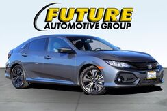 2018_Honda_Civic Hatchback_EX_ Roseville CA