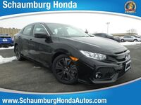 Honda Civic Hatchback EX 2018
