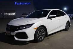 2018_Honda_Civic Hatchback_LX_ Wichita Falls TX