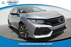 2018_Honda_Civic Hatchback_LX CVT_ Delray Beach FL