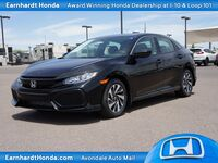 2018 Honda Civic Hatchback LX CVT