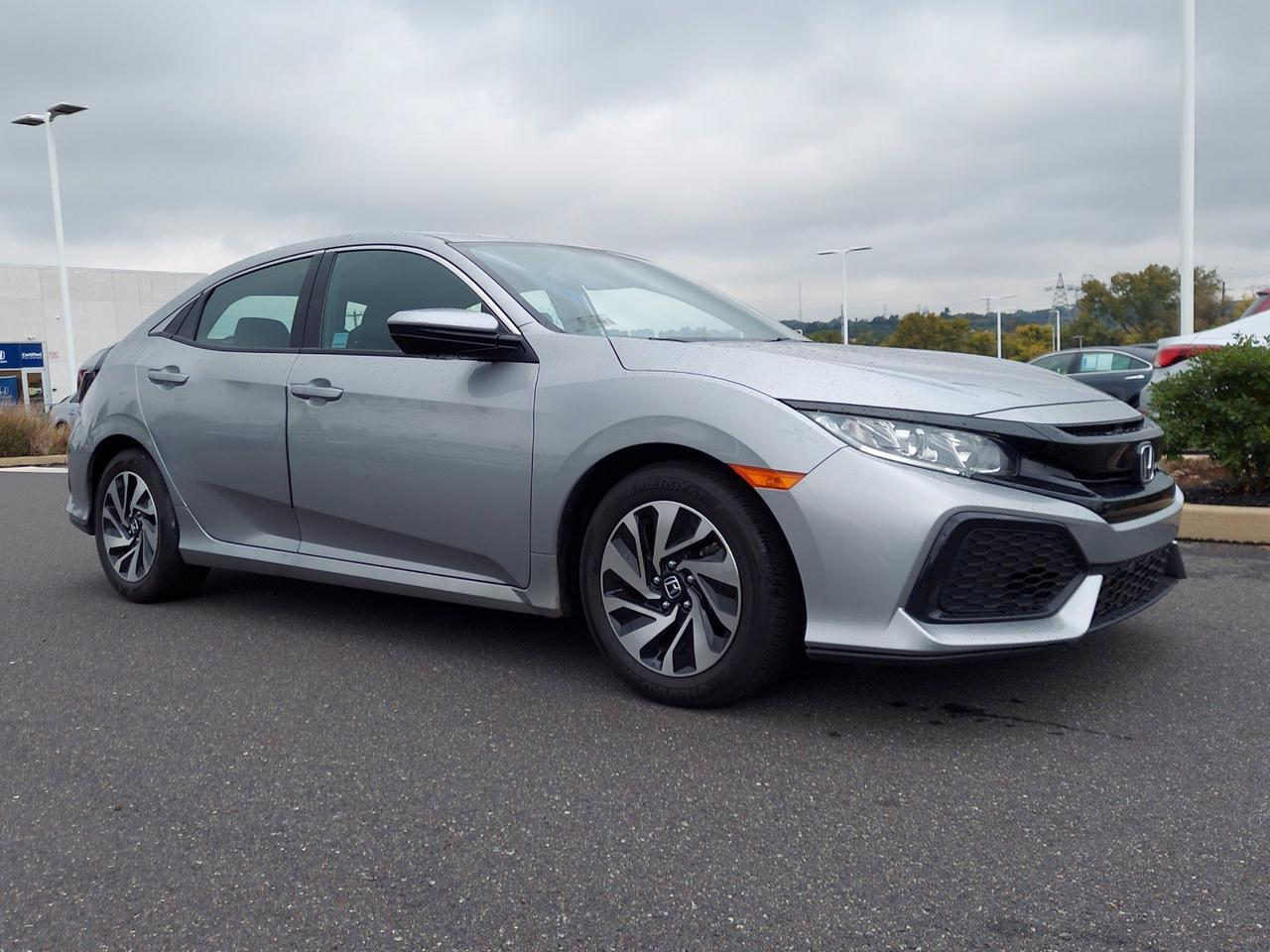 2018 Honda Civic Hatchback LX Conshohocken PA