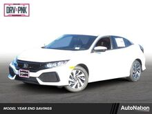 2018_Honda_Civic Hatchback_LX_ Roseville CA