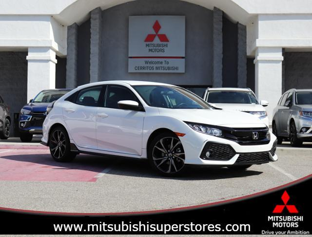 2018 Honda Civic Hatchback SPORT Costa Mesa CA