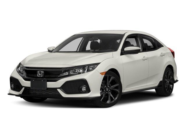 2018 Honda Civic Hatchback SPORT Green Bay WI