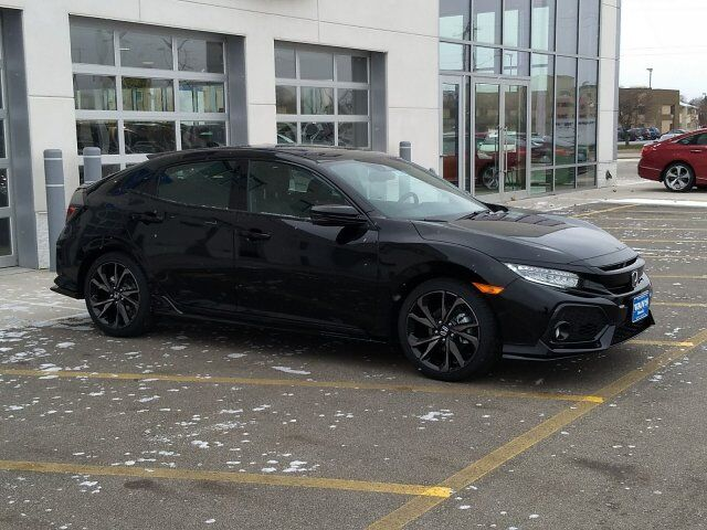 2018 Honda Civic Hatchback SPORT Touring Green Bay WI