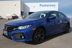 2018_Honda_Civic Hatchback_Sport_ Wichita Falls TX
