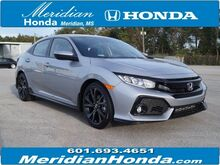 2018_Honda_Civic Hatchback_Sport CVT_ Meridian MS