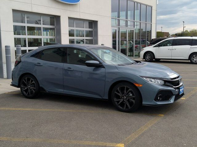 2018 Honda Civic Hatchback Sport MT Green Bay WI