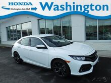 2018_Honda_Civic Hatchback_Sport Manual_ Washington PA