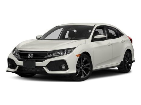 2018_Honda_Civic Hatchback_Sport_ Miami FL