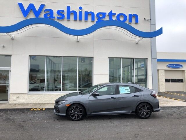 2018 Honda Civic Hatchback Sport Touring CVT Washington PA