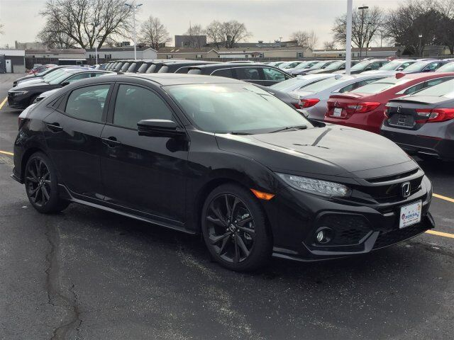 2018 honda civic hatchback sport touring countryside il 22515735. Black Bedroom Furniture Sets. Home Design Ideas