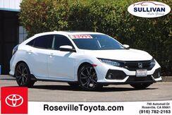 2018_Honda_Civic Hatchback_Sport Touring_ Roseville CA