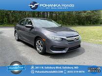 2018 Honda Civic LX ** HondaTrue Certified year / 100,000 **