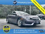 2018 Honda Civic LX ** Pohanka Certified 10 Year / 100,000 **