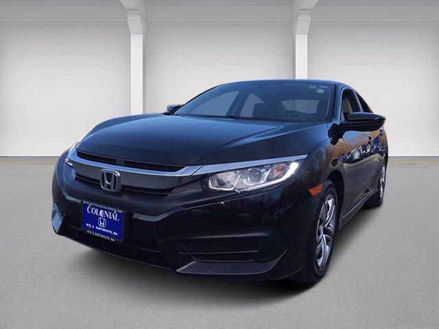 2018 Honda Civic LX CVT Dartmouth MA