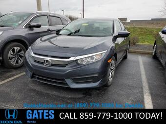 2018_Honda_Civic_LX CVT_ Richmond KY