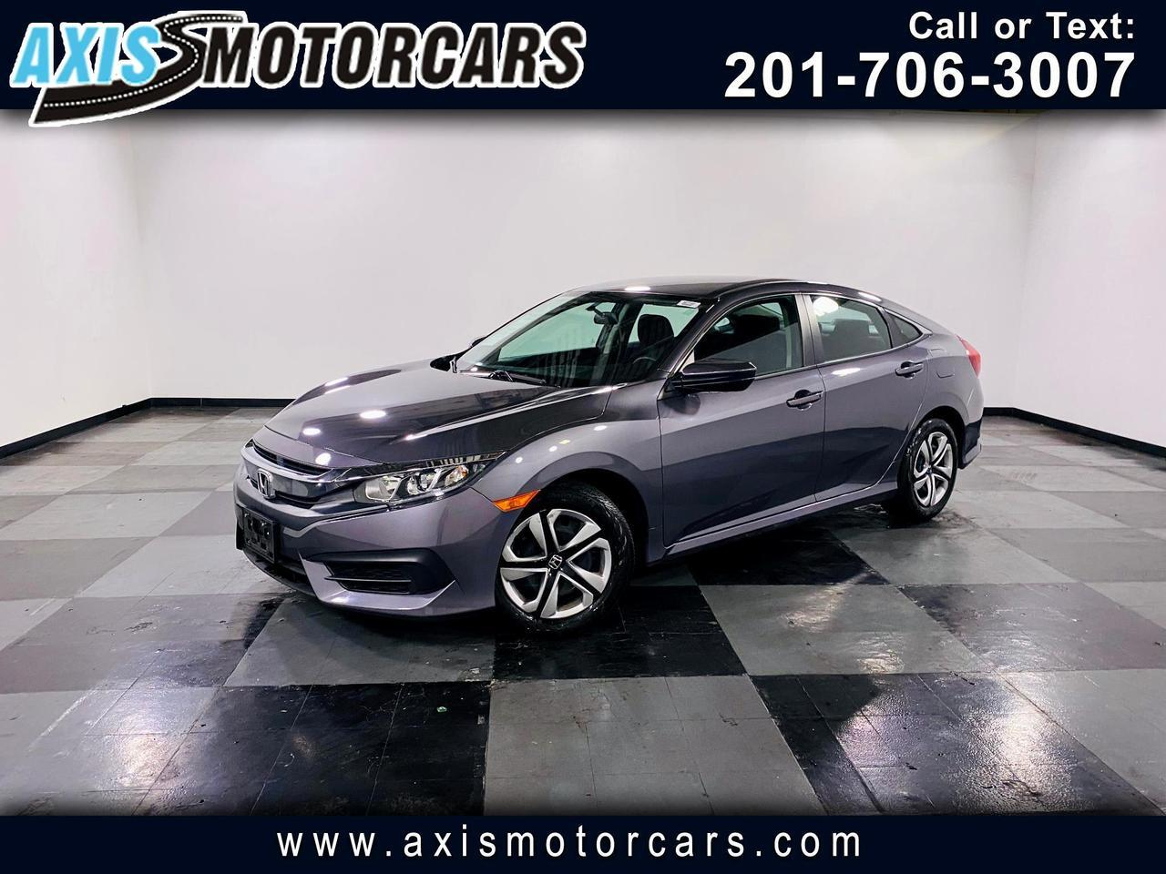 2018 Honda Civic LX CVT w/Backup Camera