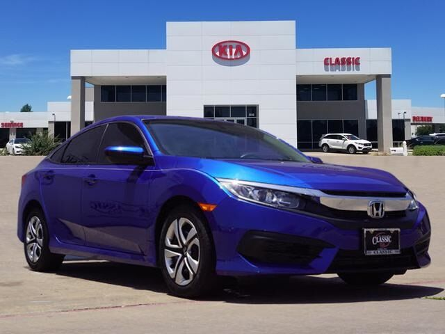 2018 Honda Civic LX Carrollton TX