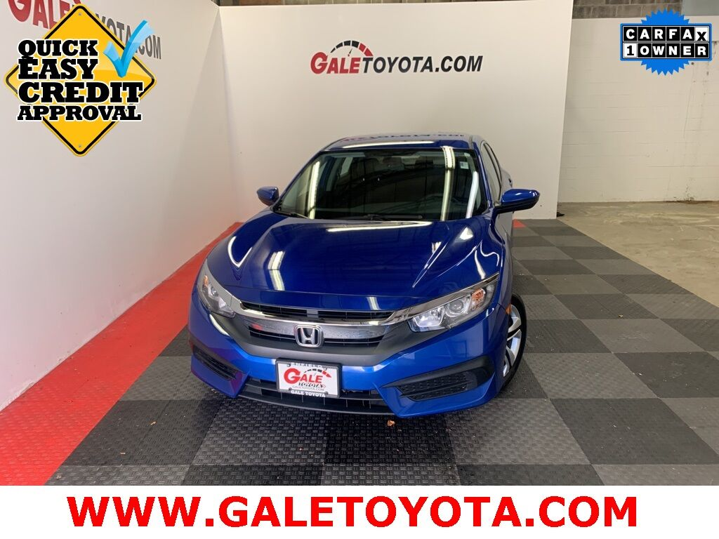 2018 Honda Civic LX Enfield CT