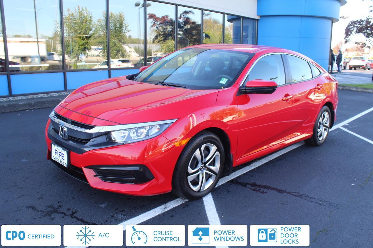 2018 Honda Civic LX Fife WA
