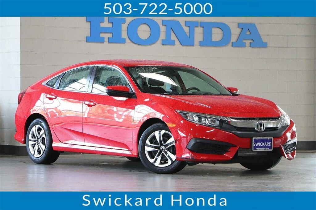 2018 Honda Civic LX Gladstone OR