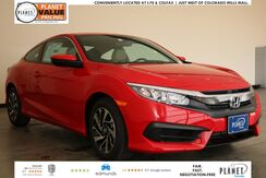2018 Honda Civic LX Golden CO