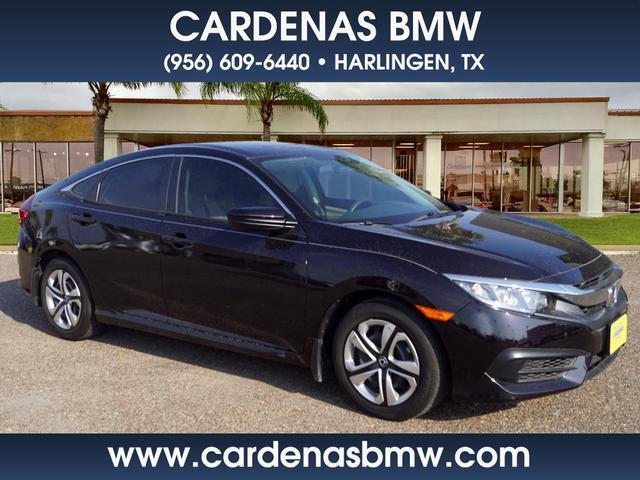2018 Honda Civic LX Harlingen TX
