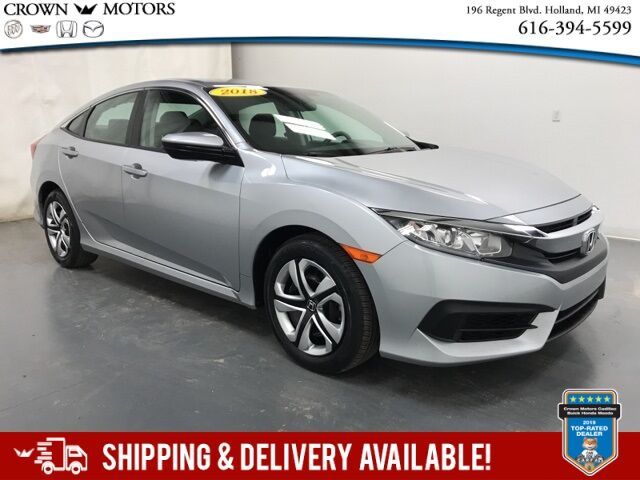 2018 Honda Civic LX Holland MI