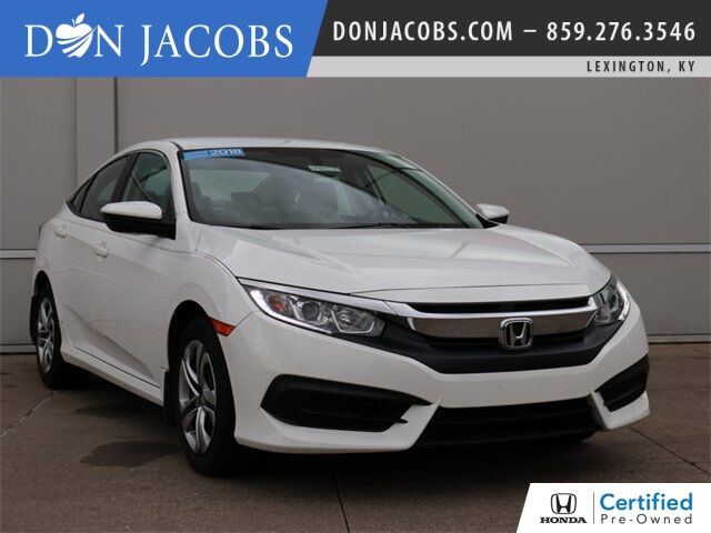 2018 Honda Civic LX Lexington KY