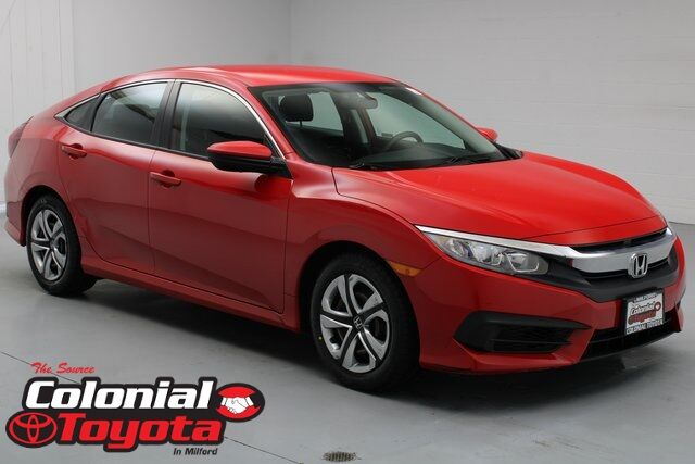 2018 Honda Civic LX Milford CT