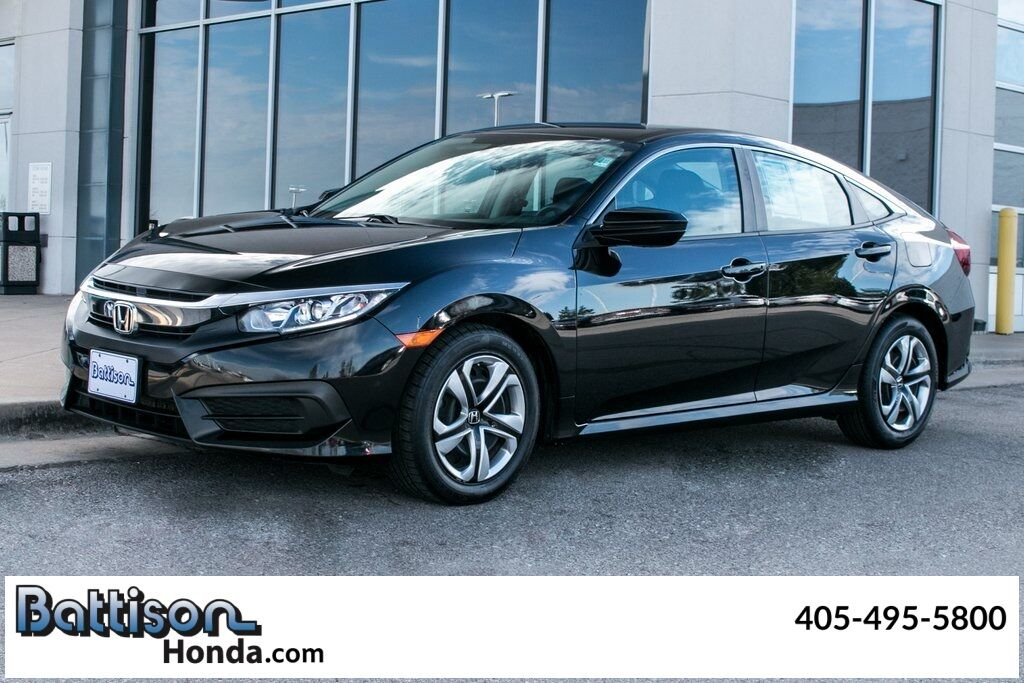 2018 Honda Civic LX Oklahoma City OK