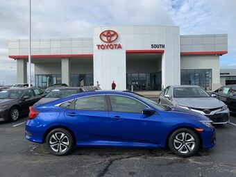 2018_Honda_Civic_LX_ Richmond KY