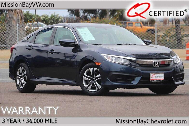 2018 Honda Civic LX San Diego CA