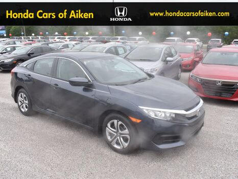 2018_Honda_Civic_LX_ Aiken SC