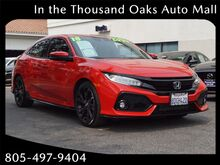 2018_Honda_Civic_SPORT TOURING_ Thousand Oaks CA